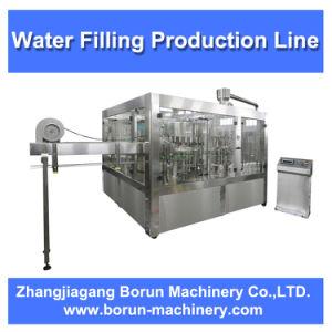 충분히 중국 자동적인 식용수 충전물 기계