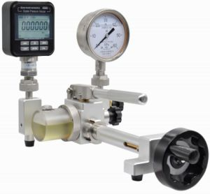 Het Testen van de hydraulische Druk Pomp met Staaf 600