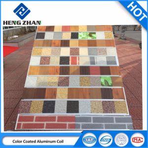 Высокое качество по конкурентоспособной цене PE/ПВДФ алюминиевый лист с покрытием для строительства
