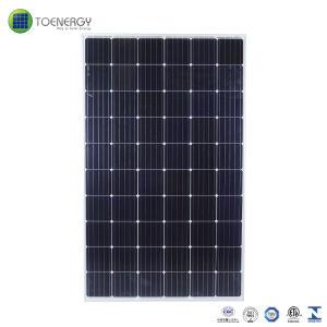 Mono moduli solari di vendita caldi di alta efficienza 295W per il sistema di energia solare