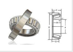 Дюймовый конический роликовый подшипник в один ряд104948/10, 529X/522, pdf 368 A/363