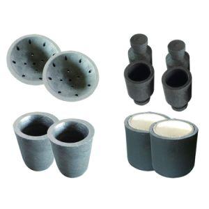 La escoria de grafito de recipiente para horno de fundición