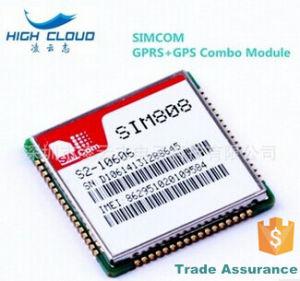 Novo módulo combo+GPS GSM808 SIM