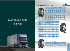 Neuer schräger Hochleistungs-LKW-Bus-Gummireifen 750-16