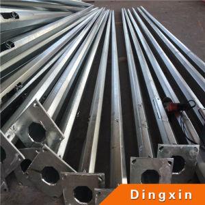 6fa7cdb6ea92 6m de profundidad poste metálico galvanizado en caliente con la norma ISO CE