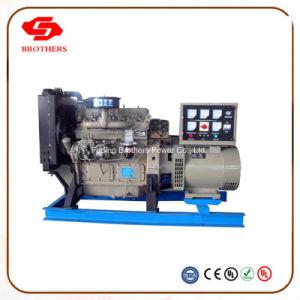 Generator-Set mit Cummins-Diesel