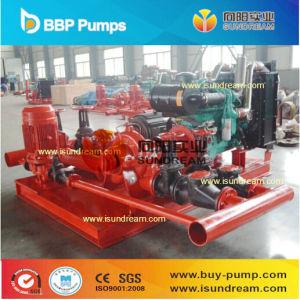 Dieselfeuerbekämpfung-Wasser-Pumpe, Feuer-Kampf-Pumpe