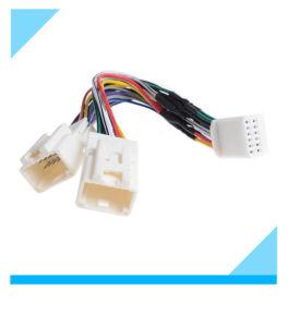 Car Audio personalizados Chicote ISO/sistema estéreo do automóvel do Chicote