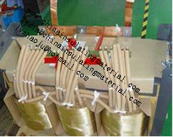 Трансформатор клеммой изоляцию гибкой трубки бумаги яблочное