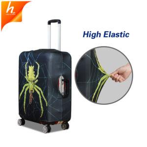 Эластичные ткани защитная крышка подходит 18-32 дюйма тележка чемодан