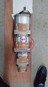 工場小松のローダーWa420-1c油圧ギヤポンプ705-56-34100