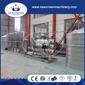 Unità di osmosi d'inversione di Desalter dell'acqua di alta efficienza nell'impianto di per il trattamento dell'acqua