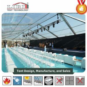 De transparante Gemengde Tent van de Markttent voor zich het Richten van 500 Mensen