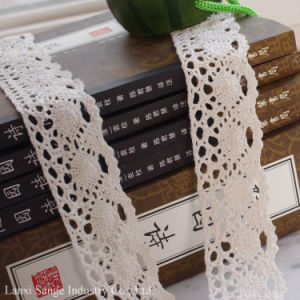 Lingerieのための卸し売りNet Bow Embroidery Lace