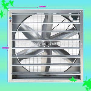 1.1Kw-380V 54дюйма Китая вентилятор системы вентиляции отработавших газов