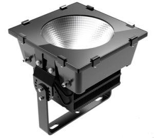 400W-700W de potencia alta y media de proyectores de luz LED controlador