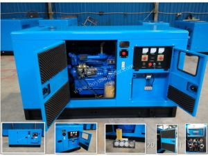 Diesel Power Generation 30kw met Weichai Engine (30GF3)