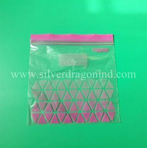 習慣によって印刷されるPEジップロック式袋、ギフトのためのジッパーのパッケージ袋、