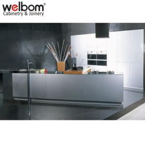 Welbom amerikanischer Projekt-Lack-Küche-Schrank
