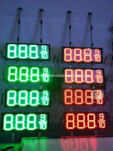 LEDの給油所の掲示板の印かデジタル燃料価格Signs/LEDの野球のスコアボード
