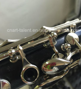 La baquelita popular 17llaves clarinete (CL-500N)