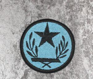 Logotipo especial é feito a pedido de crachás de bordar utilizado para identificação do Clube