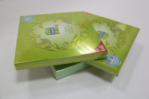 Máquina de embalaje retráctil de caja de cartón de papel