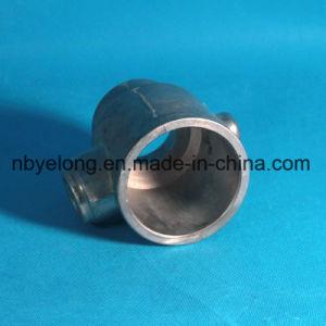 Molde de moldeado a presión// Conjunto de aluminio de tubo de aluminio