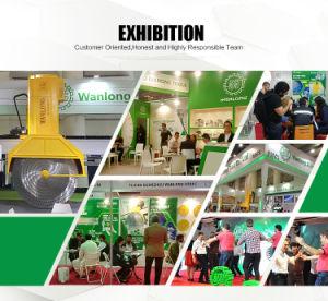 Wanlong 유압 단 하나 잎 미사일구조물 구획 절단 기계장치