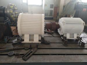FF-50kw/750rpm/AC380V de Permanente Alternator van de Magneet (PMG/PMA/Hydro)
