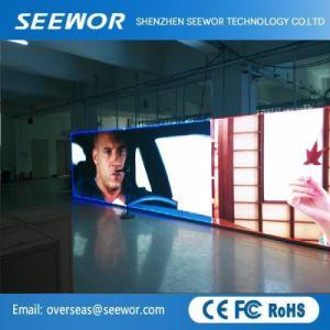 Un contraste élevé P5.95mm Affichage LED de plein air