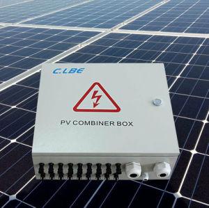 Использование солнечной энергии системы PV разъему распределительной коробки