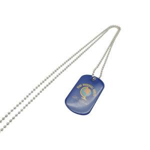 卸し売りあらゆるロゴ(DT05-C)の工場によってカスタマイズされるエナメルのペットまたはドッグタッグ