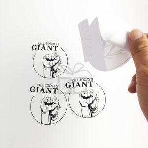 ロゴの印刷のためのカスタムビニールのステッカー