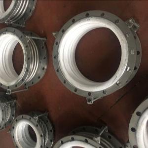 철사 끈과 플랜지를 가진 Teflon/PTFE에 의하여 주름을 잡는 유연한 호스