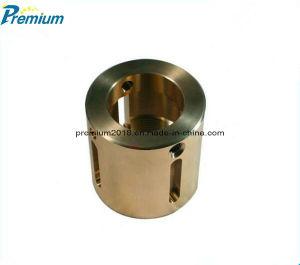 CNC van de Precisie Tolearnce van 0.01mm de Machine die van de Draaibank de Delen van het Malen machinaal bewerkt Turnining