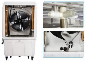 Visor LED ventilador de refrigeração do ar de 220 volts com protecção da bomba de água