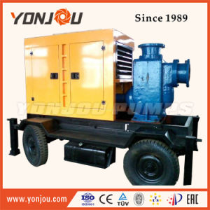 Bomba de Água do Motor Diesel móvel