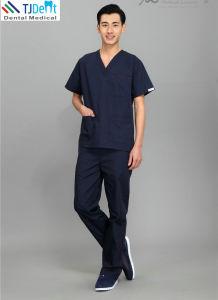 Zahnmedizinische Arbeitskleidung des Krankenhaus Nippontex Soem Doktor-Clothes Clinic Dentist Uniform