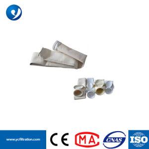 PPS + Fibra Scrim PTFE saco de filtro de Fornecedor