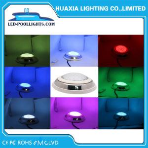 Indicatore luminoso subacqueo montato di superficie bianco della lampada del raggruppamento della piscina di 12V LED
