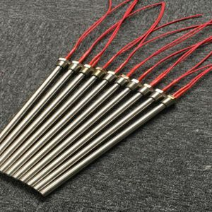 8mm 220Vは端の産業使用された発熱体のカートリッジヒーターを選抜する
