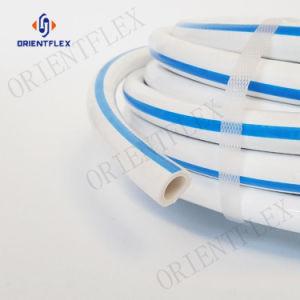Tubo flessibile bianco di Washdown del PVC