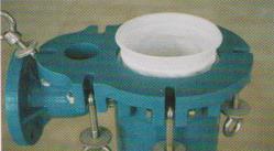 Tipo singolo sacchetto filtro Housing&Plastic di Lhp