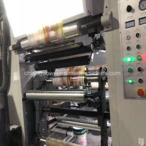 Gwasy-B1 8 цветной печати Gravure машины на пластиковую пленку с 160 м/мин