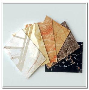 Barniz UV SPC de PVC resistente al agua pintura Vinly suelos de parqué mosaico