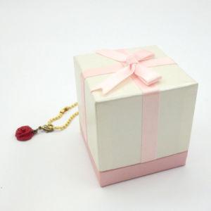Boîte en carton rigide personnalisée Sweet boîte cadeau de mariage pour les clients