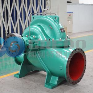 Bipartida horizontal da bomba de água centrífuga