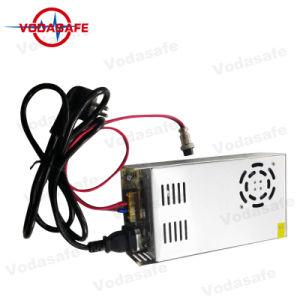 47Вт новейшие 18 антенна UHF VHF сигнала перепускной, регулируемые 3G Wimax 4G телефона Jammer valve GPS VHF UHF Bluetooth сигнал блокировки всплывающих окон