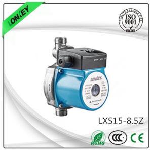 100W automatique d'eau chaude de pompe de circulation en acier inoxydable pour le ménage Lxs15-8.5z